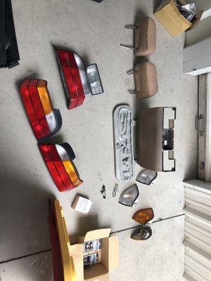 E36 parts, interior, exterior, spoiler, exhaust for Sale in Ceres, CA