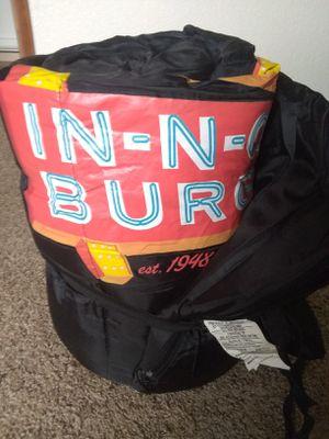 In n out Burger sleeping bag for Sale in Visalia, CA