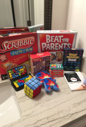 Kids bundle of games! for Sale in Dallas, TX