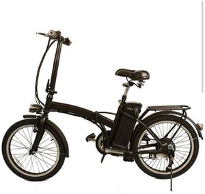 """FASHION - Folding 20"""" Electric Bike in Black - Brand New for Sale in City of Industry, CA"""