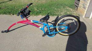 Kids tandem bike for Sale in Wichita Falls, TX