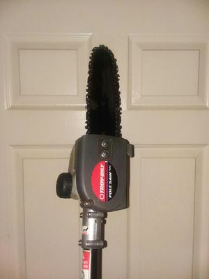 Troy-Bilt pole saw attachment for Sale, used