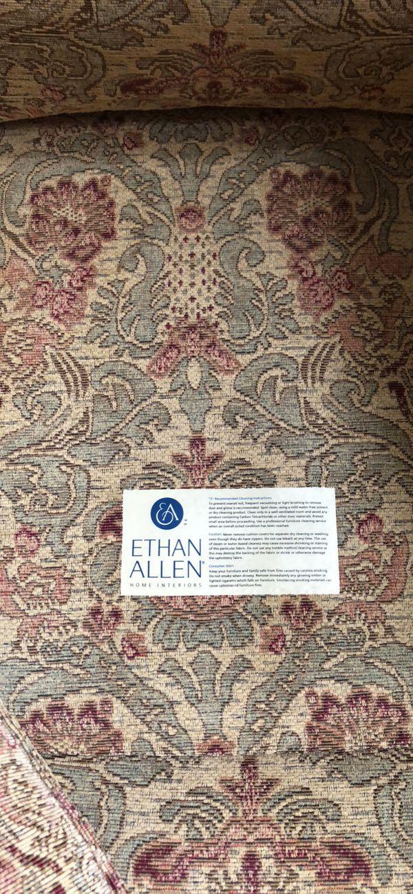 Ethan Allen arm chair