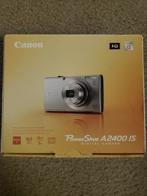 Brand New Canon Camera Powershot A2400 for Sale in San Diego, CA