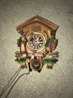 Thorens Antique Cuckoo clock for Sale in Cleveland Heights, OH