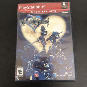 Kingdom hearts PS2 for Sale in Phoenix, AZ