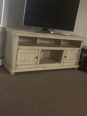 Table for tv for Sale in South Portland, ME