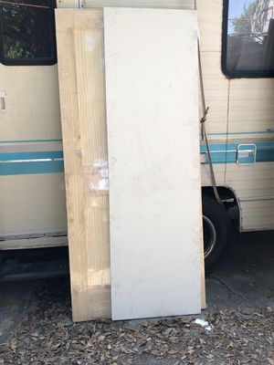 40$ Door Slab For Sale Brand New! for Sale in Fort Worth, TX