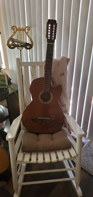 Lucida baja sexto!! Electric 12 strings for Sale in Tucson, AZ