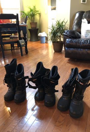 Snowmobile boots for Sale in Grayslake, IL