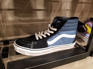 vans size 10.5 used for Sale in Columbus, GA