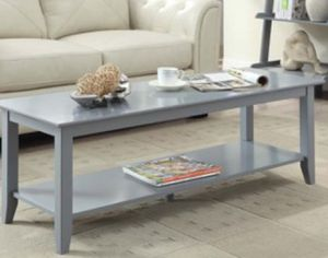 New!! Coffee table, side table, end table, living room table, storage coffee table w shelf, living room futniture, entrance furniture , colors for Sale in Phoenix, AZ