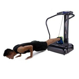 NEW Vibration Machine Exercise Wholebody Massager Home Fitness Exercise Gym Workout for Sale in Las Vegas, NV