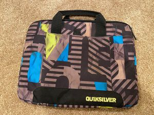Quicksilver nylon laptop bag/case 17` for Sale in Woodland Park, CO