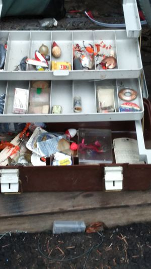 Fishing tackle for Sale in Tigard, OR