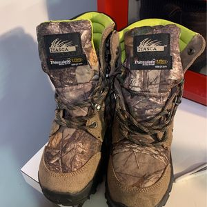 ITASCA Camo Boots for Sale in Lewisburg, PA