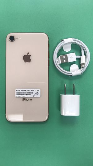 Factory Unlocked Iphone 8 64GB. Excellent Condition. for Sale in Medford, MA