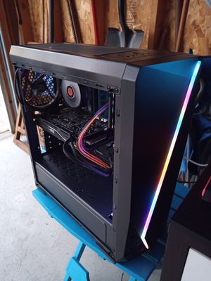 Fortnite RGB Gaming Computer PC for Sale in Melrose Park, IL