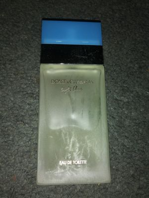 Dolce & Gabanna Light Blue Fragrance for Sale in Zephyrhills, FL