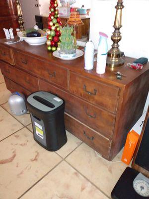 7 drawer dresser for Sale in Hollywood, FL