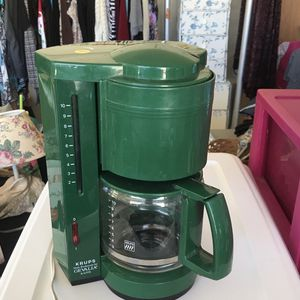 Krupp Gevalia Kaffe 10 Cup Coffee Maker for Sale in Moreno Valley, CA