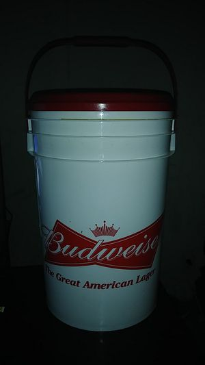 5 gallon bud cooler for Sale in Granite City, IL