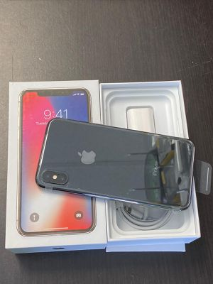 iPhone X Factory Unlocked for Sale in West Miami, FL