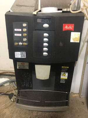 Malitta Coffee Espresso for Sale in Kilgore, TX