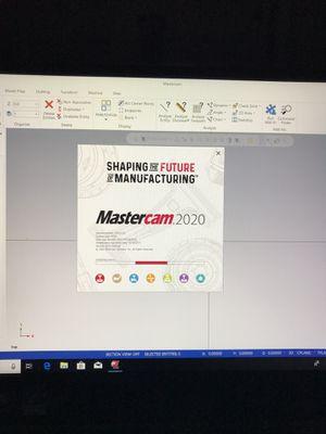 MASTERCAM 2020 for Sale in Montclair, CA