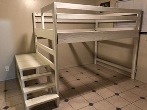 Queen loft bed for Sale in Mesa, AZ