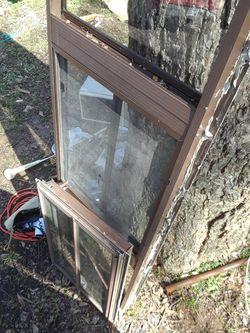 Travel trailer windows $45 a piece for Sale in Van Buren,  AR