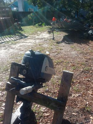 1958 Evinrude 15hp boat motor for Sale in Columbia, SC
