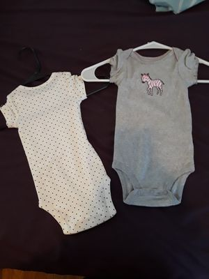 Baby Clothes 6-12mo Never used for Sale in Detroit, MI