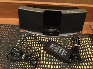 Klipsch iGroove SXT Compact Audio System for iPhone and iPod, with Power Cord for Sale in Redmond, WA