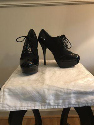 Black Platform Bootie for Sale in Hyattsville, MD