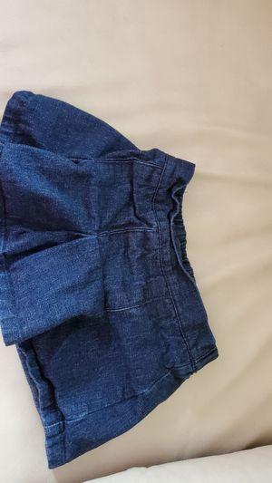 Toughskins 18 months infant girls denim skirt for Sale in Appleton, WI