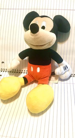 DISNEY MICKEY • TOY PLUSH • for Sale in Bell Gardens, CA