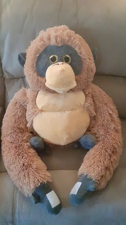 Monkey plushie for Sale in Arlington,  VA