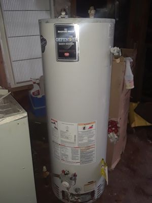 50 gallon gas water heater for Sale in TX, US