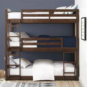 Triple bunk bed sale $299 sale 😎2759 Irving Blvd Dallas 75207😎 for Sale in Dallas, TX