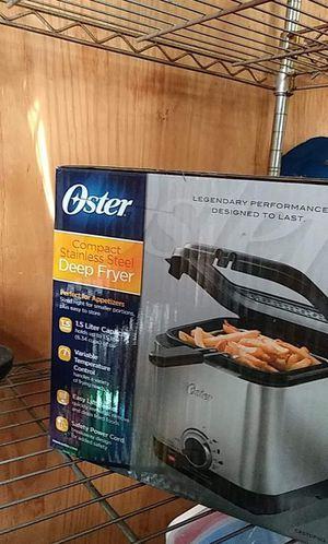 Deep fryer for Sale in Adelphi, MD