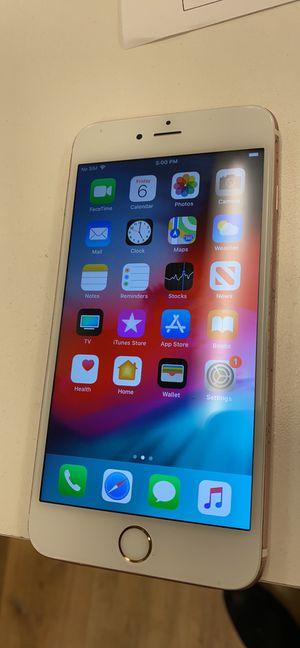 Apple iPhone 6S Plus 64GB Unlocked 6 Month Warranty for Sale in Fair Lawn, NJ