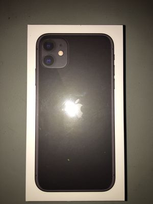 brand new GSM unlocked to any carrier iphone 11 for Sale in Brooklyn, NY