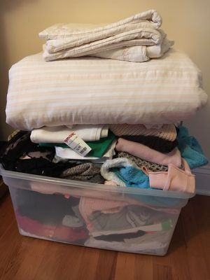 Box of girls clothes size 10 for Sale for sale  Washington Crossing, PA