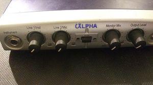 Lexicon alpha USB interface. for Sale in Phoenix, AZ