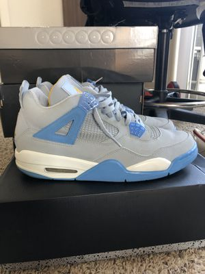Jordan Mist Blue 4 sz 12 for Sale in Denver, CO