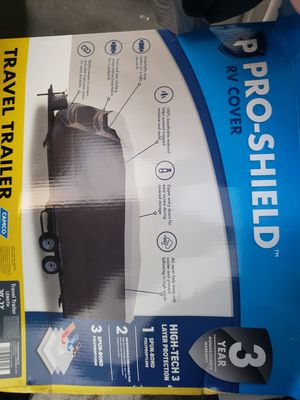 Pro Shield RV/Trailer Cover for Sale in Henderson, NV