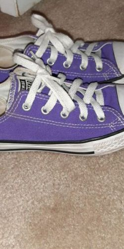 Converse Kid Shoes Size 13 for Sale in Alexandria,  VA