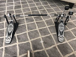 Double pedal Iron Cobra 600 for Sale in Hillsboro, OR