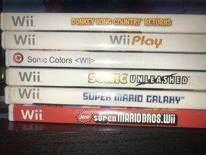 Wii U (Read The Description) for Sale in Orlando, FL
